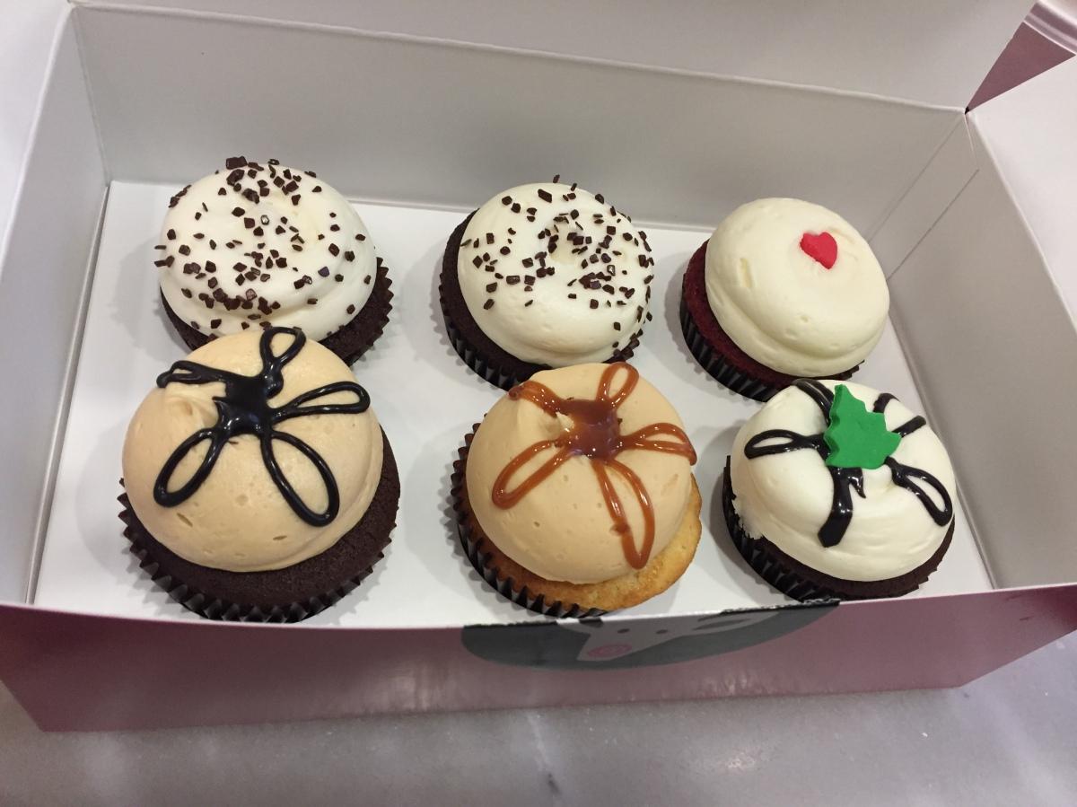 Magnolia Bakery o Georgetown Cupcake?