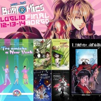 Prossimo evento: Burtomics Comics & Games