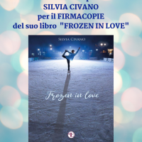 "Prossimo evento: firmacopie di ""Frozen in love"""
